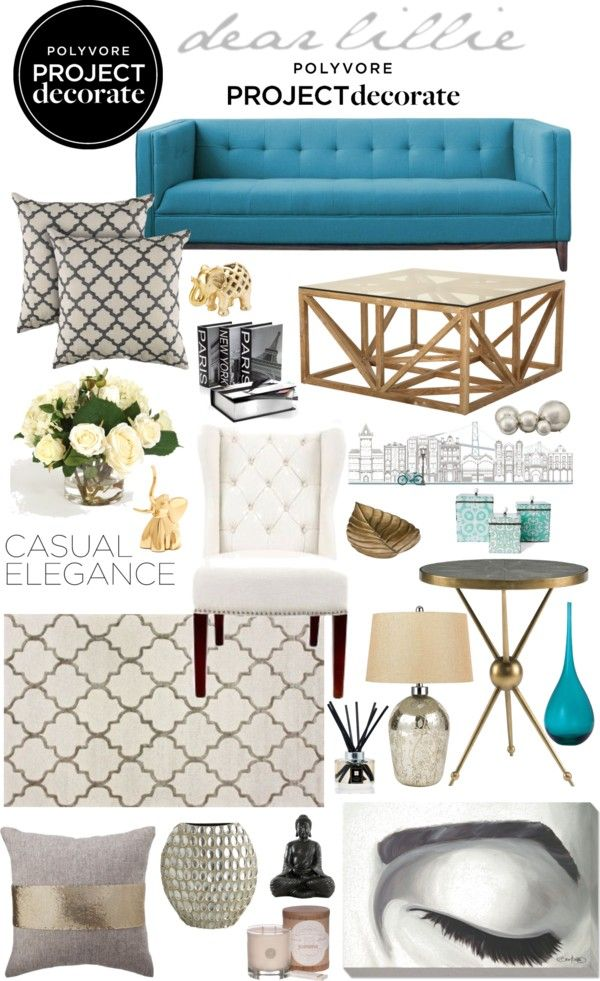 """""""Casual Elegance"""" by crystal85 on Polyvore"""
