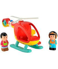 Happyland Lights and Sounds Rescue Helicopter