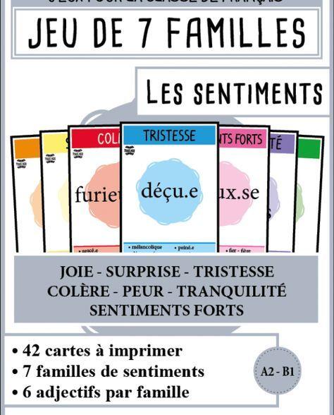160 best images about vocabulaire on pinterest un - La cuisine des sentiments ...