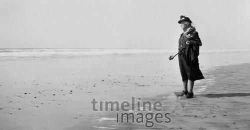 Crescentia am Pazifik Zeitlmeir/Timeline Images #1948 #Meer #Strand #Alter #Kalifornien #Nostalgie