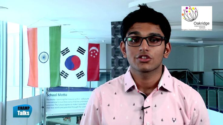 Ujjwal Bansal an IBDP Top Performer , Placed in Ashoka University, shares his valuable experience of how the dreams of getting placed in top universities was made a reality at Oakridge International School.Plan a Visit: http://www.oakridge.in/joinoakridge/.