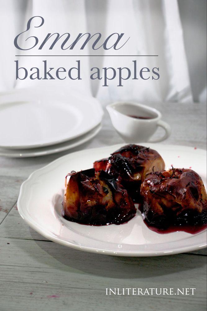 Baked Apples | Emma