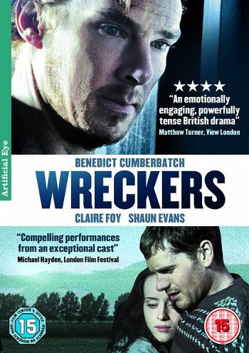 Benedict Cumberbatch in Wreckers, Benedict aka David & wife live in old family home, David's younger brother come home and Dawn David's wife begins to see the trouble from their childhood. David played by Ben is just so normal, so loving and so understanding. I love the marriage of these 2. They truly love each other.