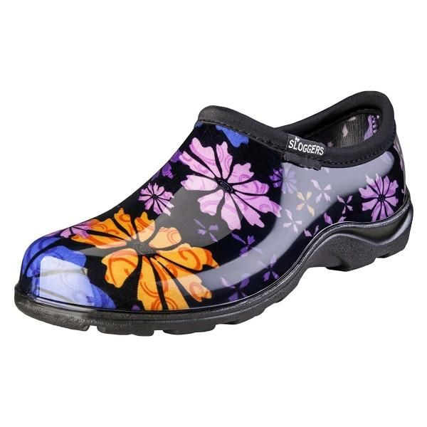SLOGGERS  |  Women's Splash Shoe - Flower Power #slogger #sloggers #splashshoe #botanex #botanexstore #gardentools #qualityproducts #outdoors #camping #glamping