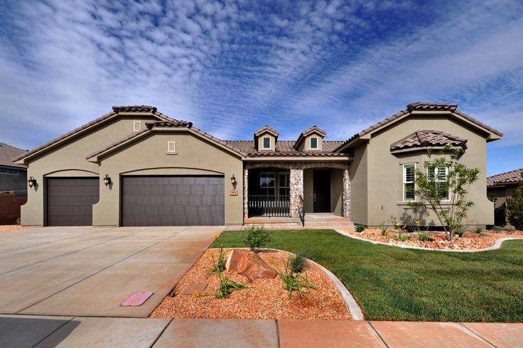 rambler homes in utah | Hidden Valley Estates - Utah homes for sale in St. George, Utah