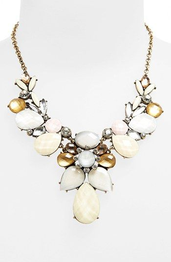 Another option...Tildon 'Vintage' Floral Drop Necklace available at #Nordstrom