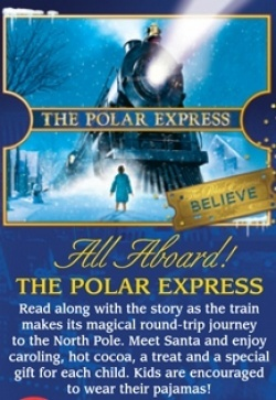 58 best ideas about the water 39 s edge on lake palestine on for What is the best polar express train ride