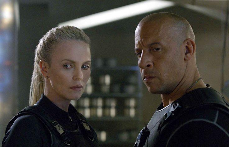 L'actrice conteste la version de Vin Diesel sur le baiser qu'ils échangent dans le dernier volet de «Fast and Furious»…