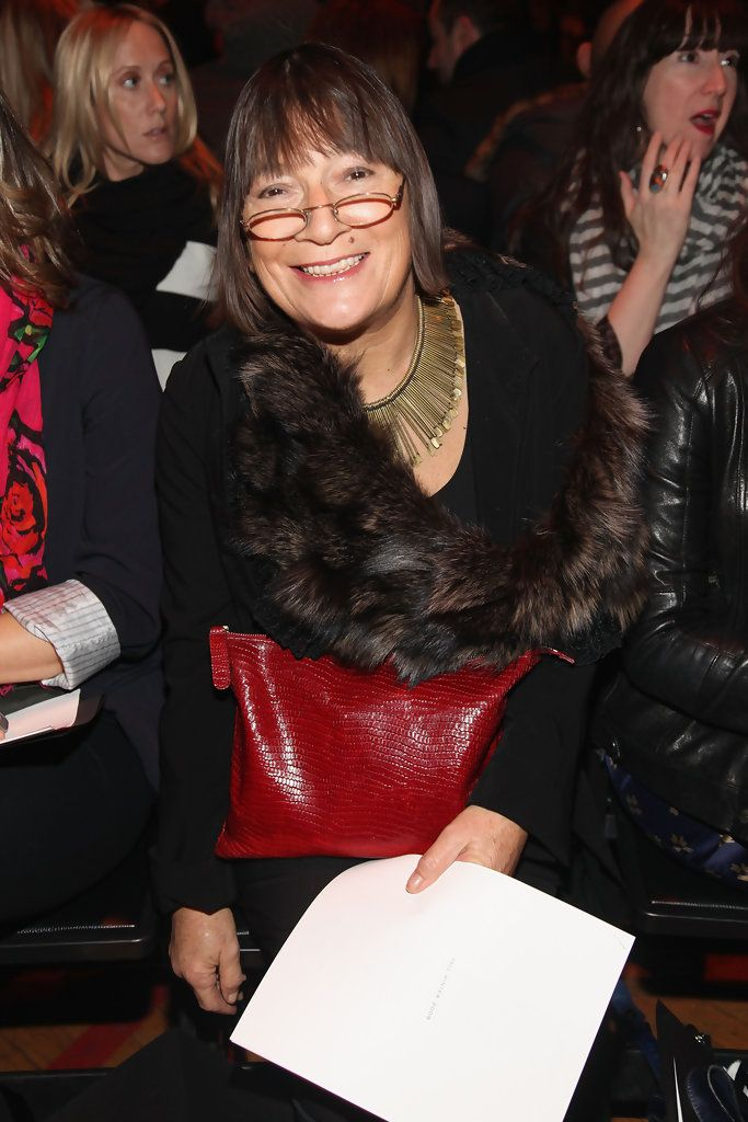 Hilary Alexander Photos: Marc by Marc Jacobs - Front Row - Fall 09 MBFW