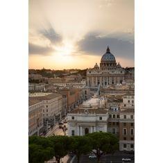 Vatikan, Petersdom, Rom, Fotograf: G. Hänel #Fototapeten #Merian #Petersdom #Vatikan #Rom #Italien #Reisen #Urlaub #Wandgestaltung #Hänel #MerianBildservice