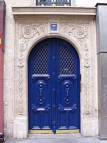 7 boulevard Beaumarchais, Paris