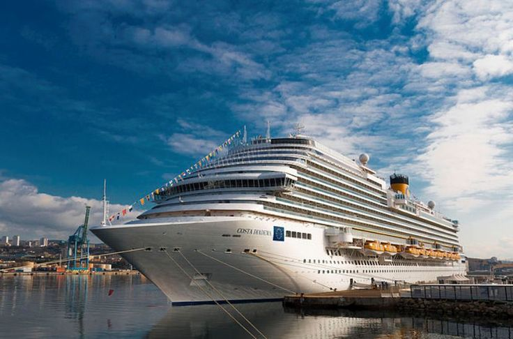 """Costa Diadema, la """"regina del Mediterráneo"""" de Costa Cruceros - http://www.absolutcruceros.com/costa-diadema-regina-mediterraneo/"""
