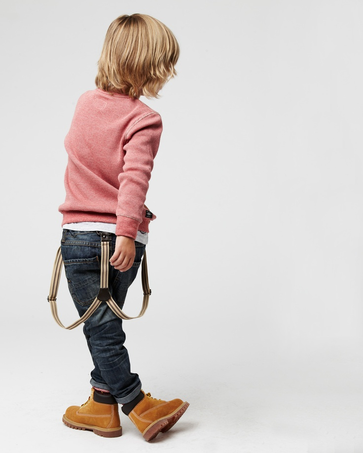 the BROOKS l/s tee, available in 5 colours in ages 0 - 14. the CARPENTER jean, available in ages 3 - 14. www.industriekids.com.au