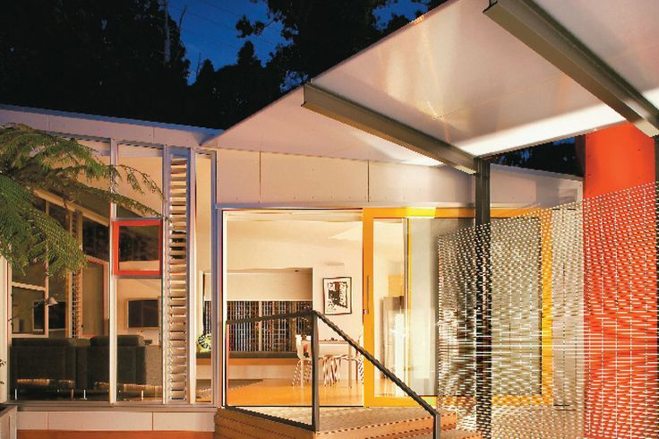 Colin McCahon Artists' Residence, French Bay, Auckland, Pete Bossley Architects.