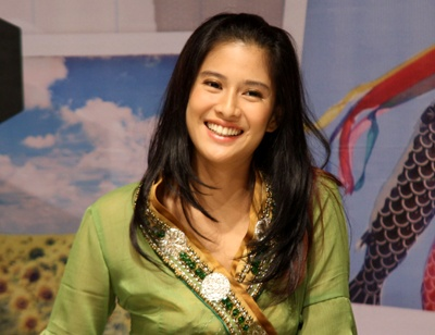 Dian Sastrowardoyo - Indonesian Actress