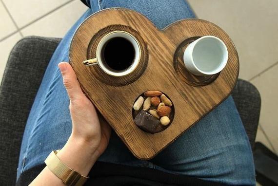 Kaffee-Liebhaber-Geschenkidee, lustige Kaffee Zitate Holzschild, rustikale Kaffee-Dekor, Co