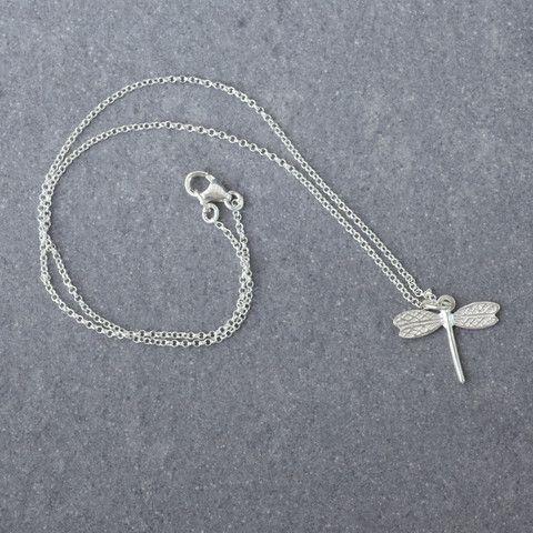 Silver Predator Necklace