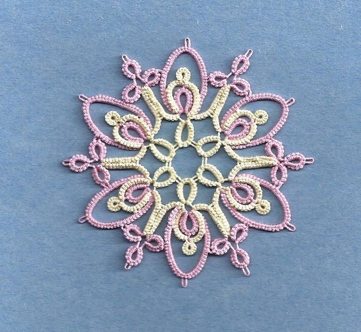 From Tatting Fool - there are tatting tutorials here