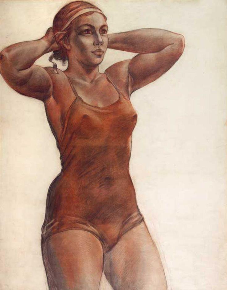 Знаменитый советский художник Александр Дейнека был геем?