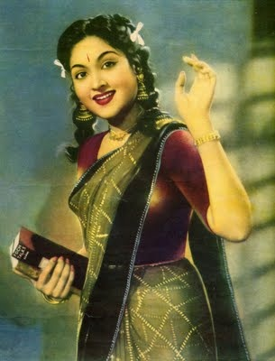 Vyjayanthimala :) what a beauty!