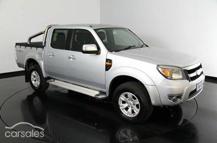 2010 Ford Ranger XLT PK Manual 4x4