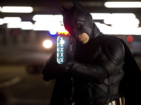 The Dark Knight Rises: Film Review