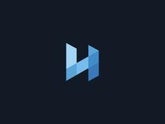 Картинки по запросу 3d letter logo