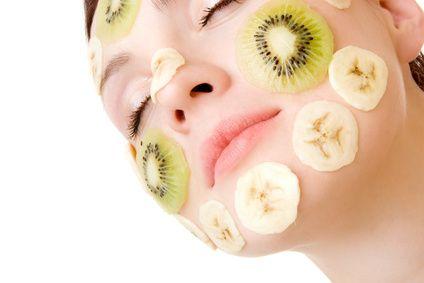 Masque pour le visage à la banane - Recette de grand-mère