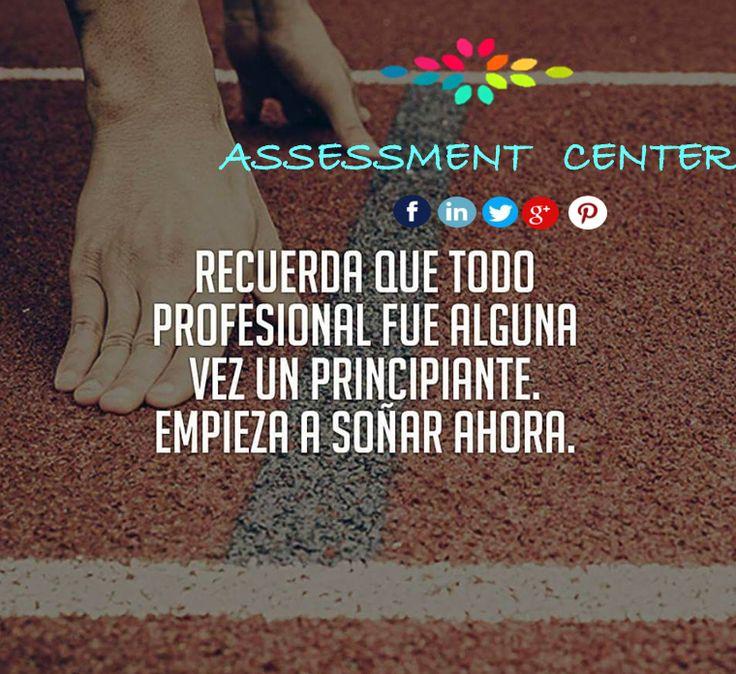 excelente lunes amigos. #Motivaciones #AssessmentCenter #MotivacionesAssessmentC #Emprendedores
