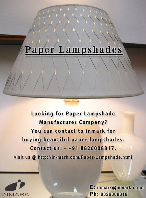 Individuals have a general misguided judgment that lampshades are made out of stainless steel or other strong materials, and have a particular structure.