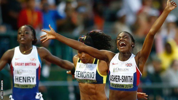 Dina Asher-Smith, Britain's fastest woman: student and sprinter