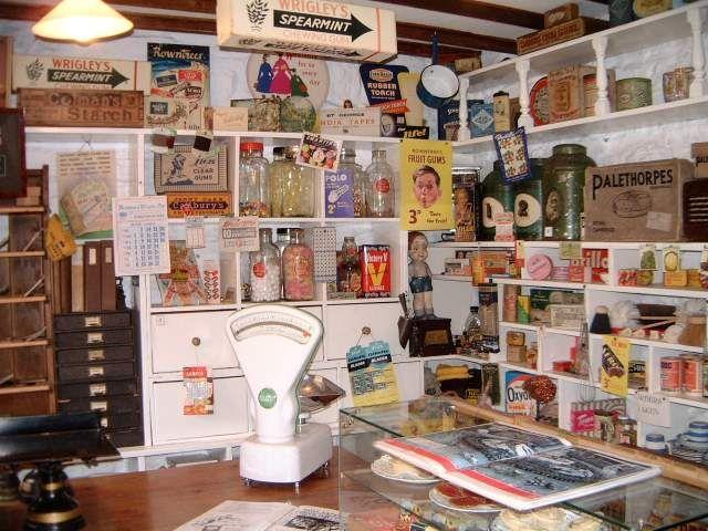 old village store
