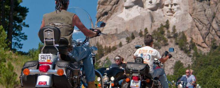Sturgis Motorcycle Rally | Black Hills & Badlands of South Dakota