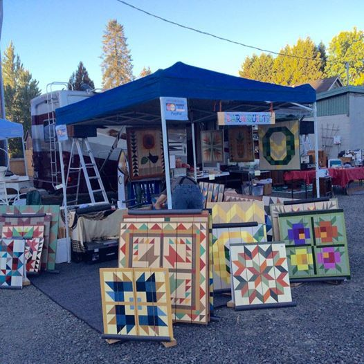 Barn Quilts by Chela's photo.