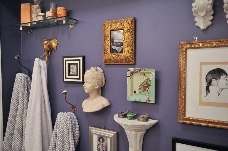 Экскурсия по дому: яркий, функциональный стиль в штате Нью-Гэмпшир   квартира терапия