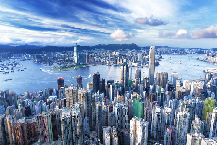 Гонконг. Китай.