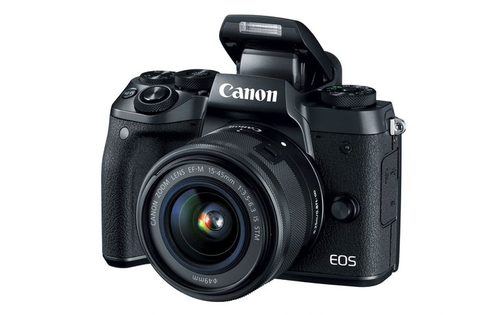 Canon EOS M5: a mirrorless camera with a DLSR feel