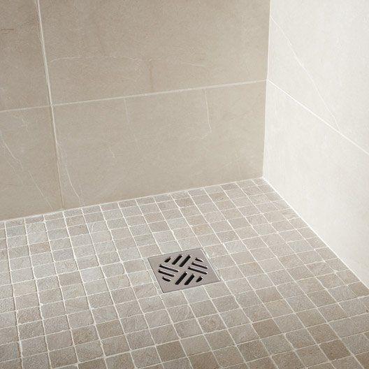 Mosaique vestige premium creme 5x5 cm id es pour la for Carrelage de sdb