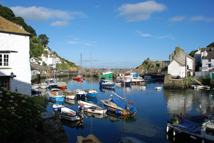 tiny island cottages | Holiday Cottages Polperro | Cornwall | UK |Island Cottage | Island ...