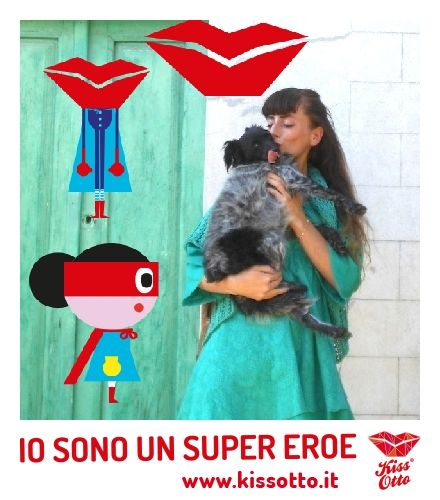 @Kiss Otto #kiss #lover #pet #blogger #fashionblogger #love #goodvibrations #goodfeelings friendship #children