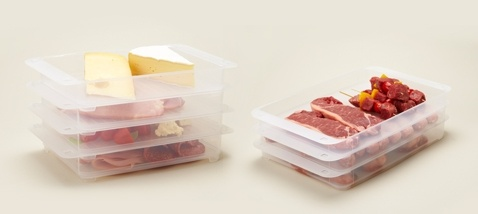 Food storage made simple with Stack & Serve