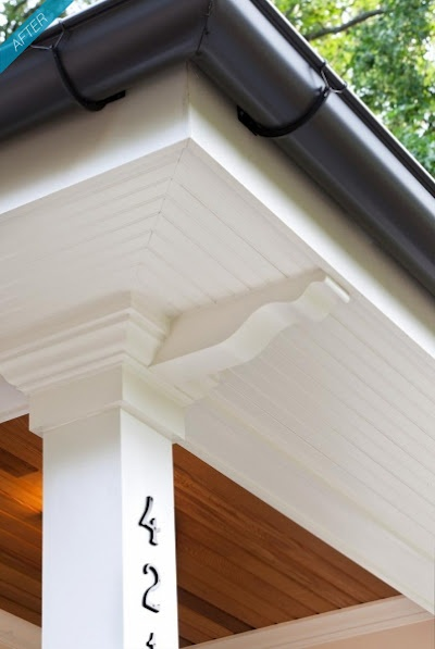 17 Best Images About Gutters On Pinterest Posts White