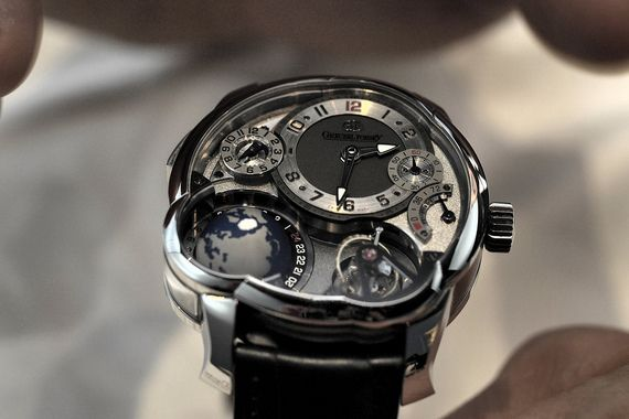 Greubel Forsey GMT Tourbillon- one of my all time favorites!
