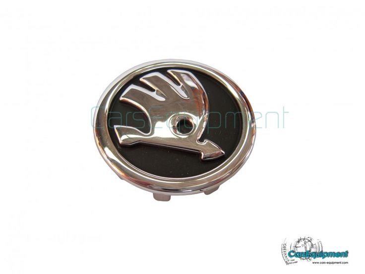 Airbag Badge Skoda - New Style for 30.00 € - Airbags / Covers / Controlers & Wiring