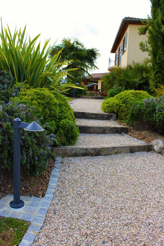 72 best Jardins et extérieurs images on Pinterest Sheds, Outdoor - mettre du gravier dans son jardin