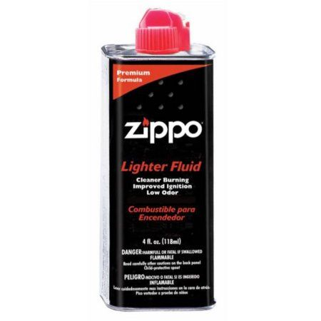 ***Discontinued per vendor 01.19.17***ZIPPO Lighter Fluid, Multicolor