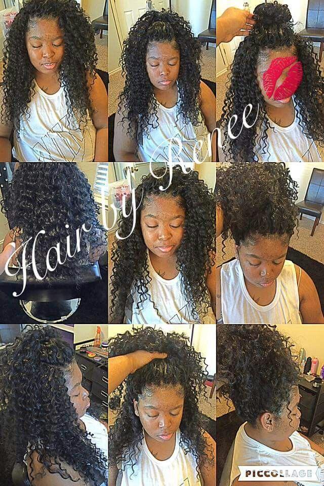 Curly hair crochet styles : Best 25 Crochet braids ideas on Pinterest weave