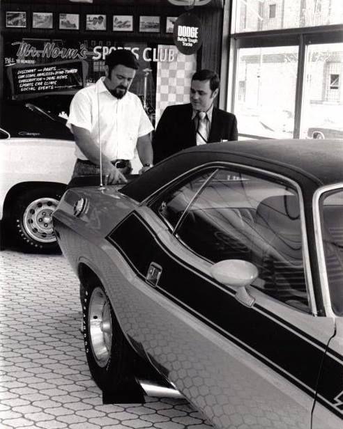 Mr Norm's Dodge dealership