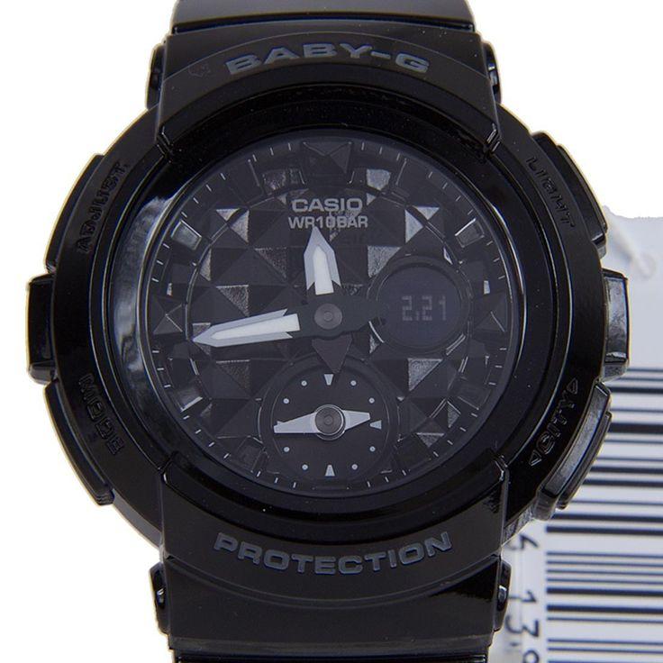 Chronograph-Divers.com - Casio Baby-G Quartz Black Multi-Dimentional Studs Sports Ladies Timer Watch BGA-195-1A BGA-1951, $95.00 (https://www.chronograph-divers.com/casio-baby-g-quartz-black-multi-dimentional-studs-sports-ladies-timer-watch-bga-195-1a-bga-1951/)