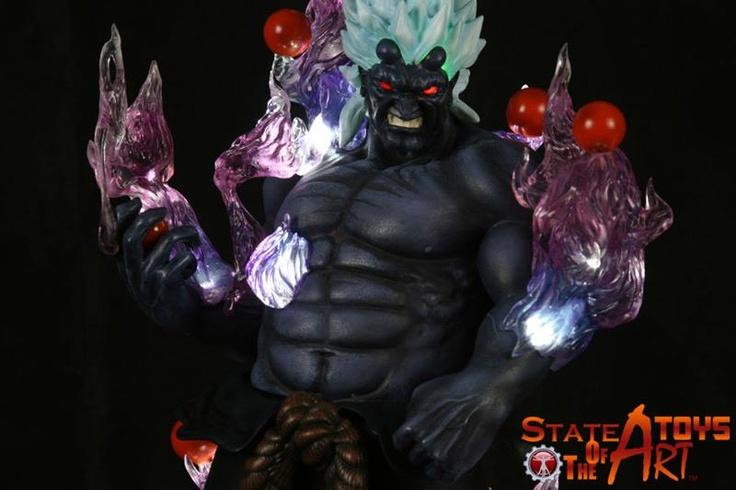 [SOTA TOYS] Super Street Fighter IV: Oni Statue